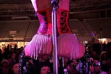 Lara en el Festival Porto de Murcia