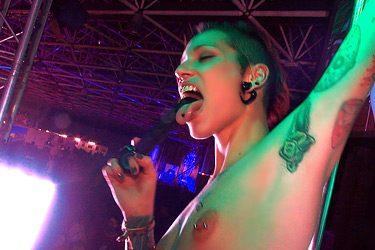 Silvia Rubí en el SEB 2013
