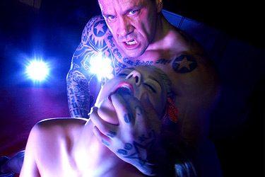 Rob Diesel y Jakeline teen al ataque